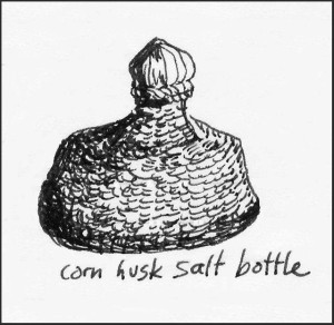 Salt bottle
