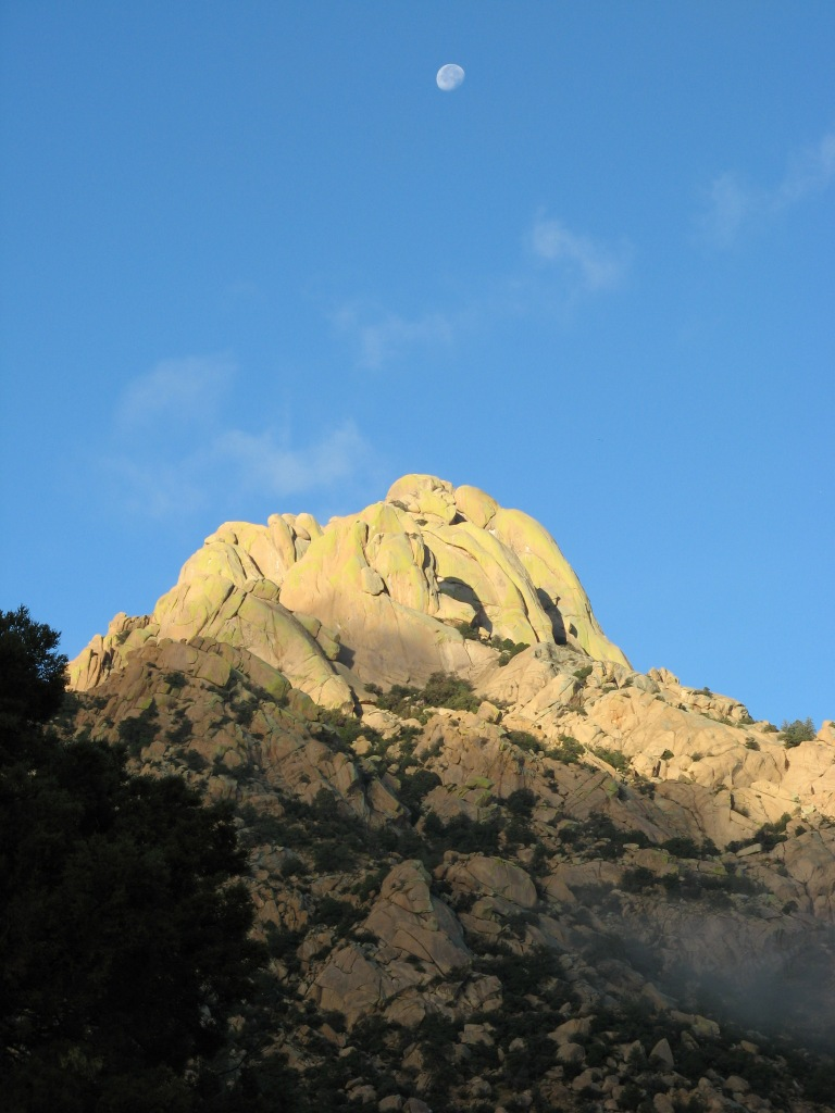 Cochise Stronghold Moon