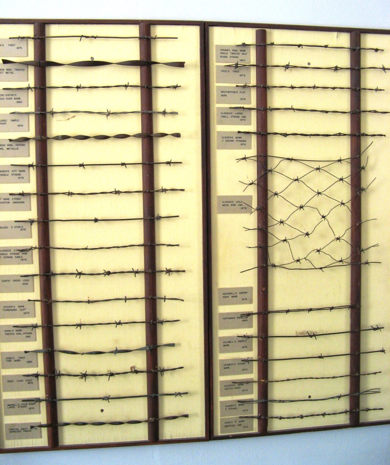 Barbwire Display